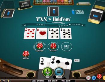 Poker writers